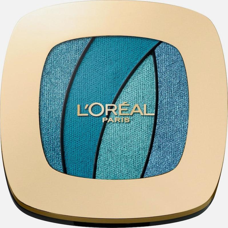 L'Oréal Paris 'Lidschatten Color Riche Quad', Lidschatten