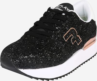 REPLAY Sneaker in schwarz / weiß, Produktansicht