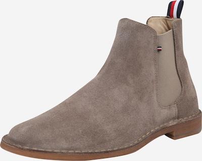 TOMMY HILFIGER Chelsea Boots en taupe, Vue avec produit