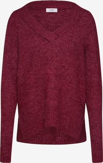 JACQUELINE de YONG Pullover 'Adina' in dunkelrot, Produktansicht