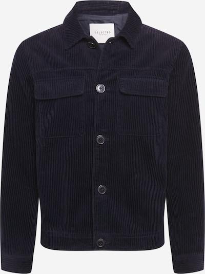 SELECTED HOMME Tussenjas 'Charlie' in de kleur Donkerblauw, Productweergave