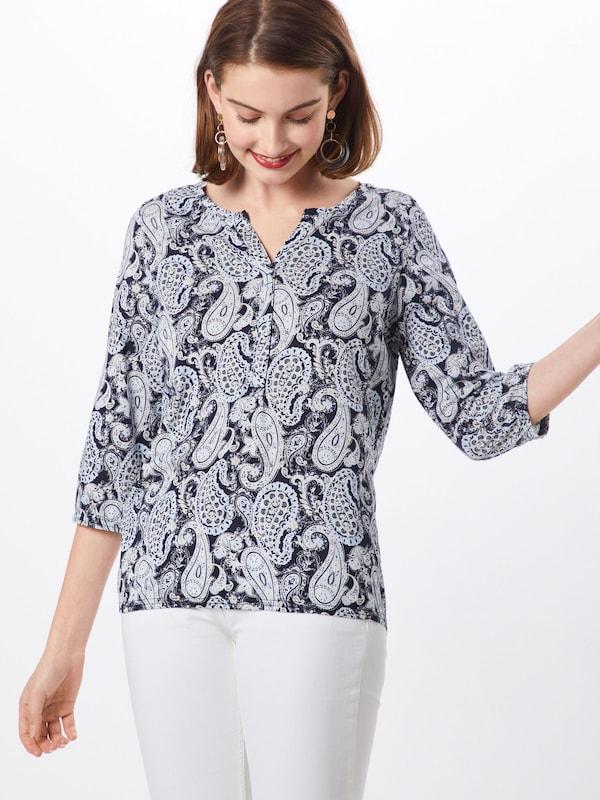 'felicity' Soyaconcept Bleu shirt Marine T En JKcF1l