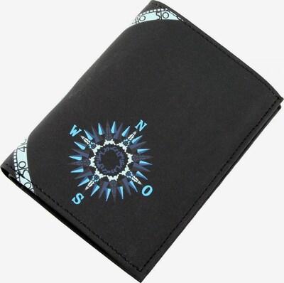 OXMOX Geldbörse in mischfarben / schwarz, Produktansicht