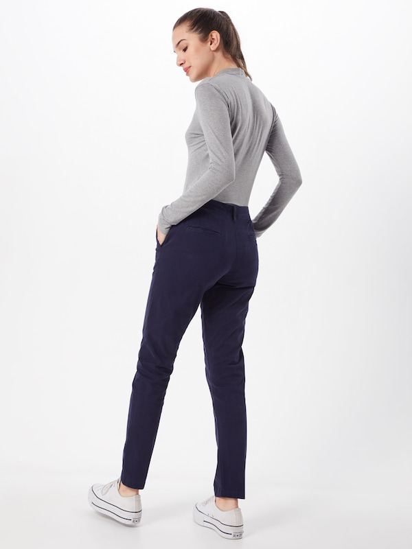 Chino Bleu En Pantalon Pant' Marine Superdry 'city VUMpqSz