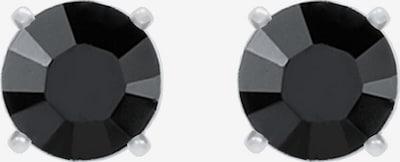 PAULO FANELLO Ohrringe in schwarz / silber, Produktansicht