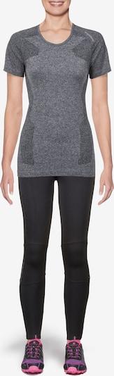 ENDURANCE T-Shirt »Vanilla« mit funktionalen Eigenschaften in grau, Produktansicht