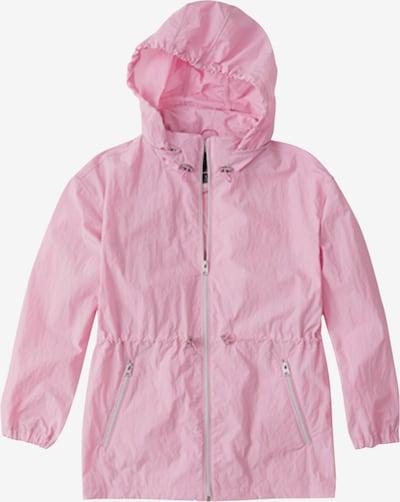 Abercrombie & Fitch Veste mi-saison en rose, Vue avec produit