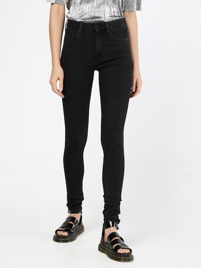Pepe Jeans Jeans 'Regent' in black denim, Modelansicht