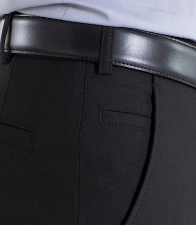 Meyer Hosen Hose 'Roma' in schwarz, Produktansicht