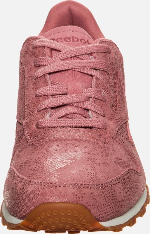 Reebok classic Classic Leather Clean Exotics Sneaker Damen