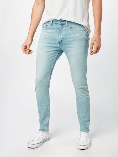 LEVI'S Jeans 'HIBALLROLL' in blue denim, Modelansicht