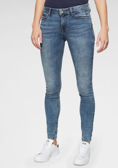 TOM TAILOR DENIM Jeans 'Jona' in blue denim, Modelansicht