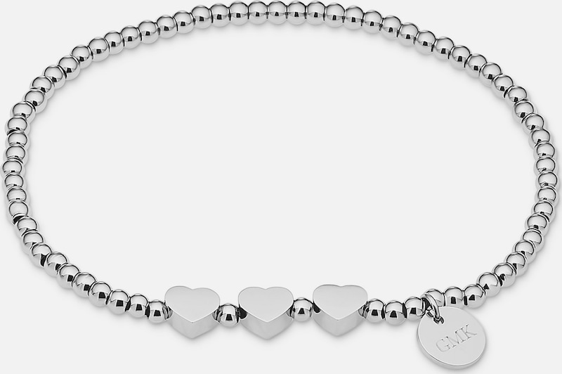 GMK Collection Armband in silber, Produktansicht
