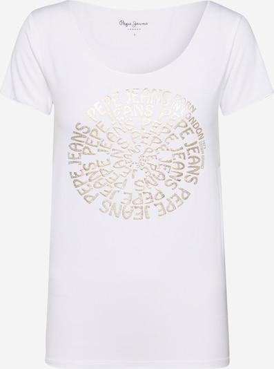 Pepe Jeans Shirt 'BLAIR' in weiß, Produktansicht