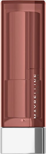 MAYBELLINE New York Lippenstift 'Color Sensational the Creams' in braun, Produktansicht
