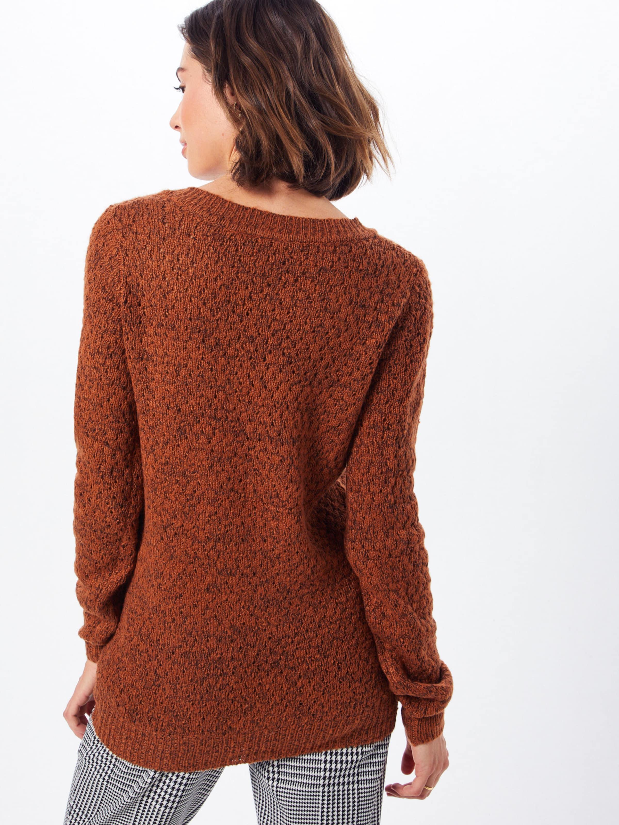 ICHI Tröja 'Olanda' i brun