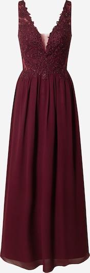 Laona Večerna obleka | bordo barva, Prikaz izdelka