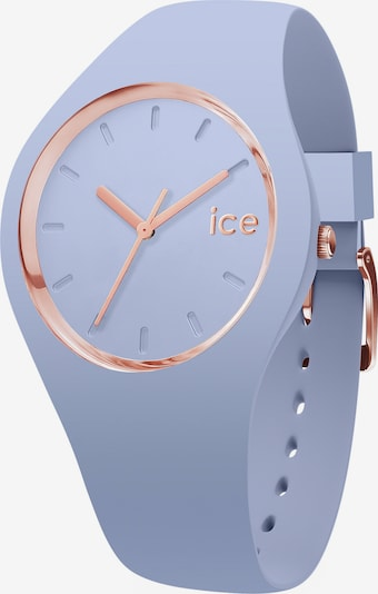 ICE WATCH Quarzuhr '15333' in hellblau / rosegold, Produktansicht