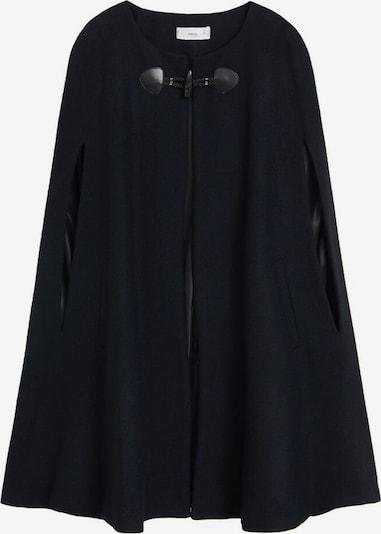 MANGO Cape in schwarz, Produktansicht
