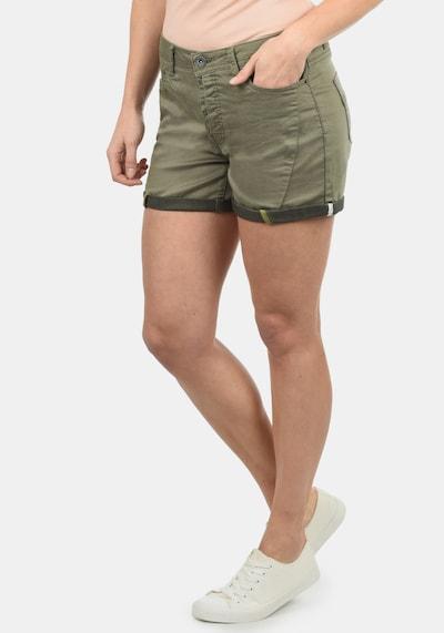 Desires Shorts 'Elja' in oliv, Modelansicht