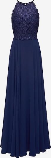 LUXUAR Abendkleid in dunkelblau, Produktansicht