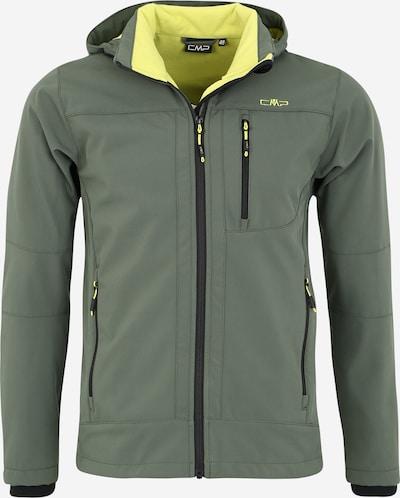 CMP Outdoorová bunda - limetková / olivová, Produkt