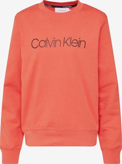 Calvin Klein Dressipluus 'CORE LOGO PRT SWEATSHIRT' kollakaspunane, Tootevaade