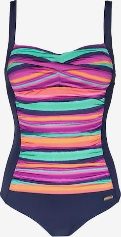 LASCANA Korrigeeriv ujumistrikoo, värv segavärvid