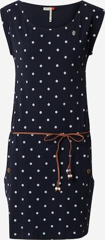 Ragwear Summer Dress 'Tag' in Blue