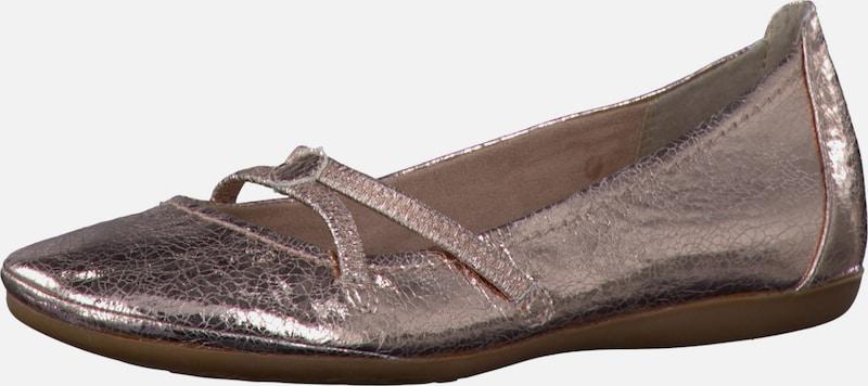 TAMARIS Ballerina metallic