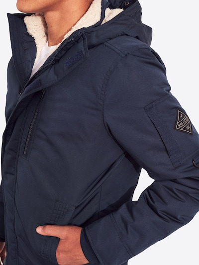 HOLLISTER Jacke 'XM19' in navy | ABOUT YOU