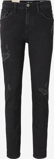 TOM TAILOR DENIM Jeans in black denim, Produktansicht