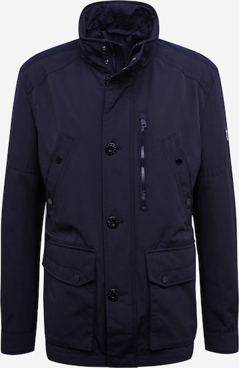 STRELLSON Prehodna jakna ' Garden City' | črna barva, Prikaz izdelka