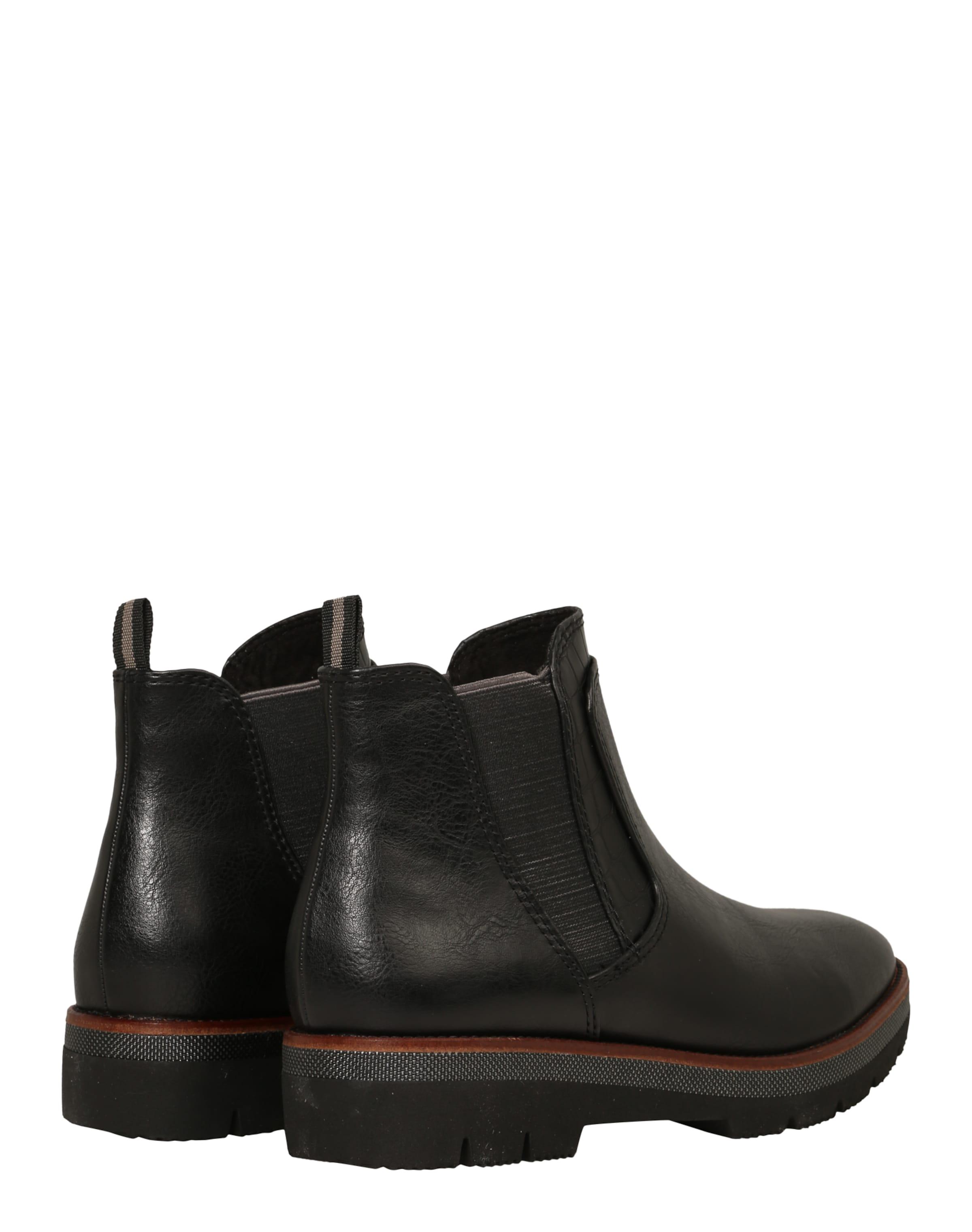 MARCO TOZZI Chelsea Boots mit Mustermix Online-Shopping-Freies Verschiffen Verkauf Zahlen Mit Paypal WhWvS