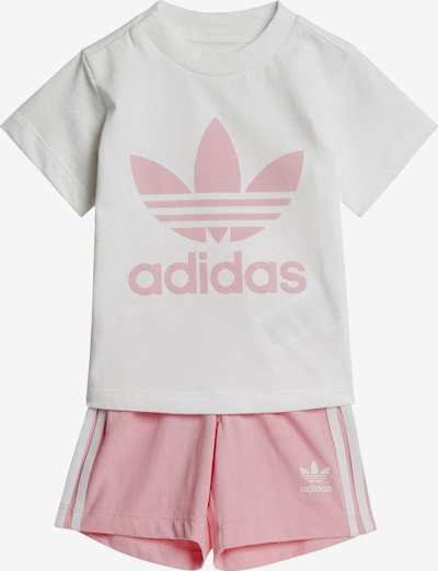 ADIDAS ORIGINALS Set in rosa / weiß, Produktansicht