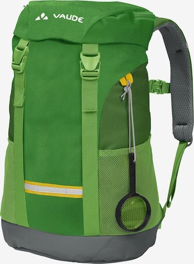 VAUDE Sac de sport 'Pecki 14' en vert, Vue avec produit