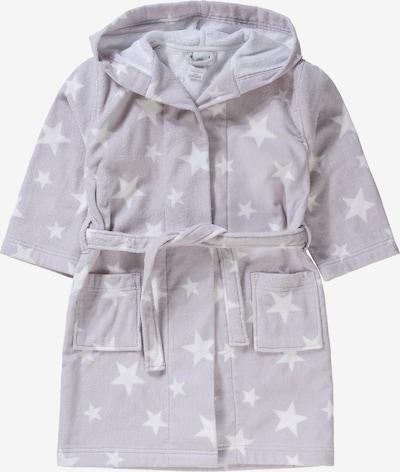 SANETTA Bademantel für Mädchen in hellgrau, Produktansicht