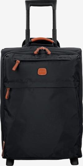 Bric's Trolley in orange / schwarz, Produktansicht