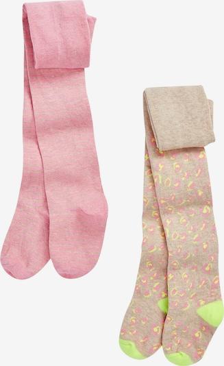 NEXT Strickstrumpfhose in beige / pink, Produktansicht