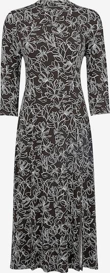 Dorothy Perkins Kleid 'CAMEL FLORAL SPILT' in schwarz, Produktansicht