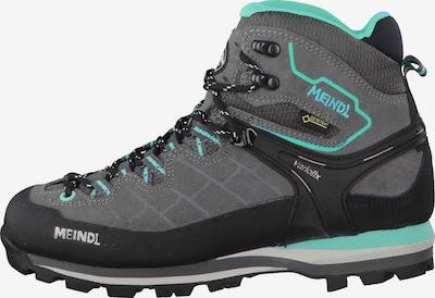 MEINDL Boots 'Litepeak GTX' in de kleur Grijs / Mintgroen, Productweergave
