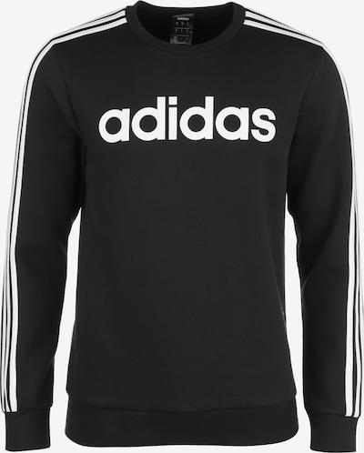 Sportinio tipo megztinis iš ADIDAS PERFORMANCE , spalva - juoda / balta, Prekių apžvalga