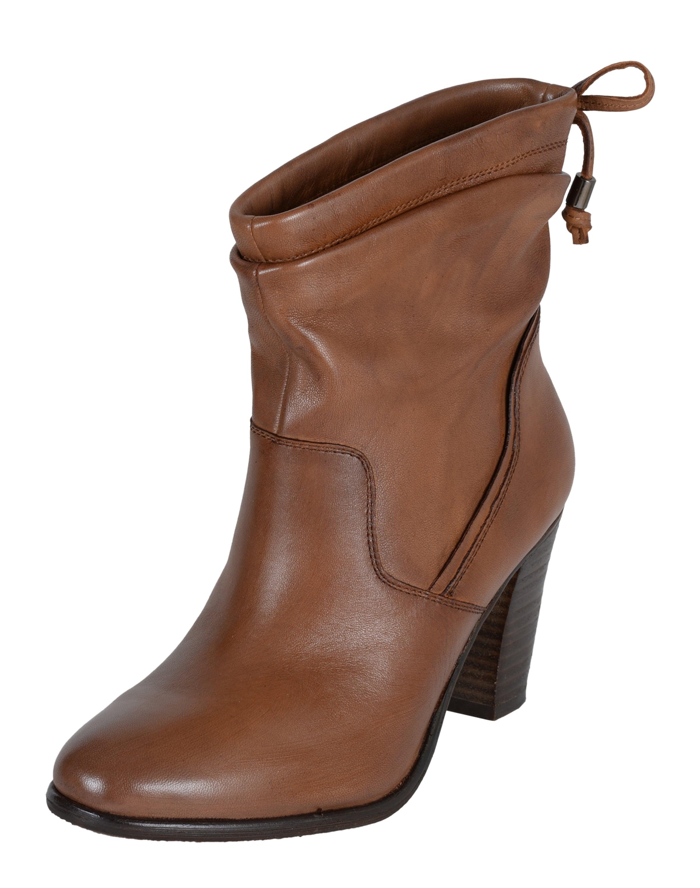 SPM | Ankle Boots 'Giovana' aus Leder Schuhe Gut getragene Schuhe