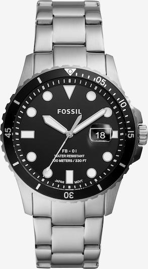 FOSSIL Analogové hodinky - černá / stříbrná, Produkt