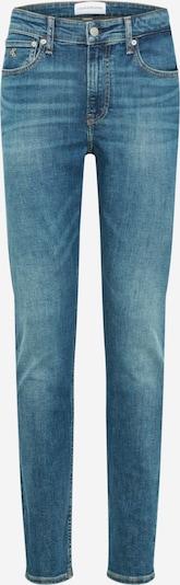 Jeans Calvin Klein Jeans pe denim albastru, Vizualizare produs