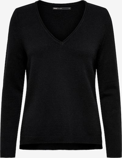 ONLY Sweter 'LESLY' w kolorze czarnym: Widok z przodu