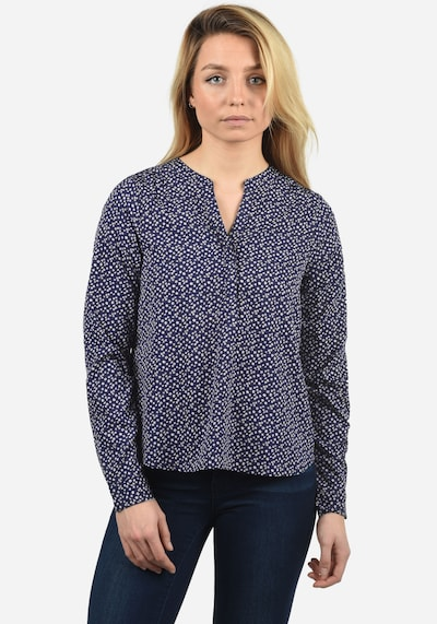 Blend She Blouse 'Amelia' in Blue, View model