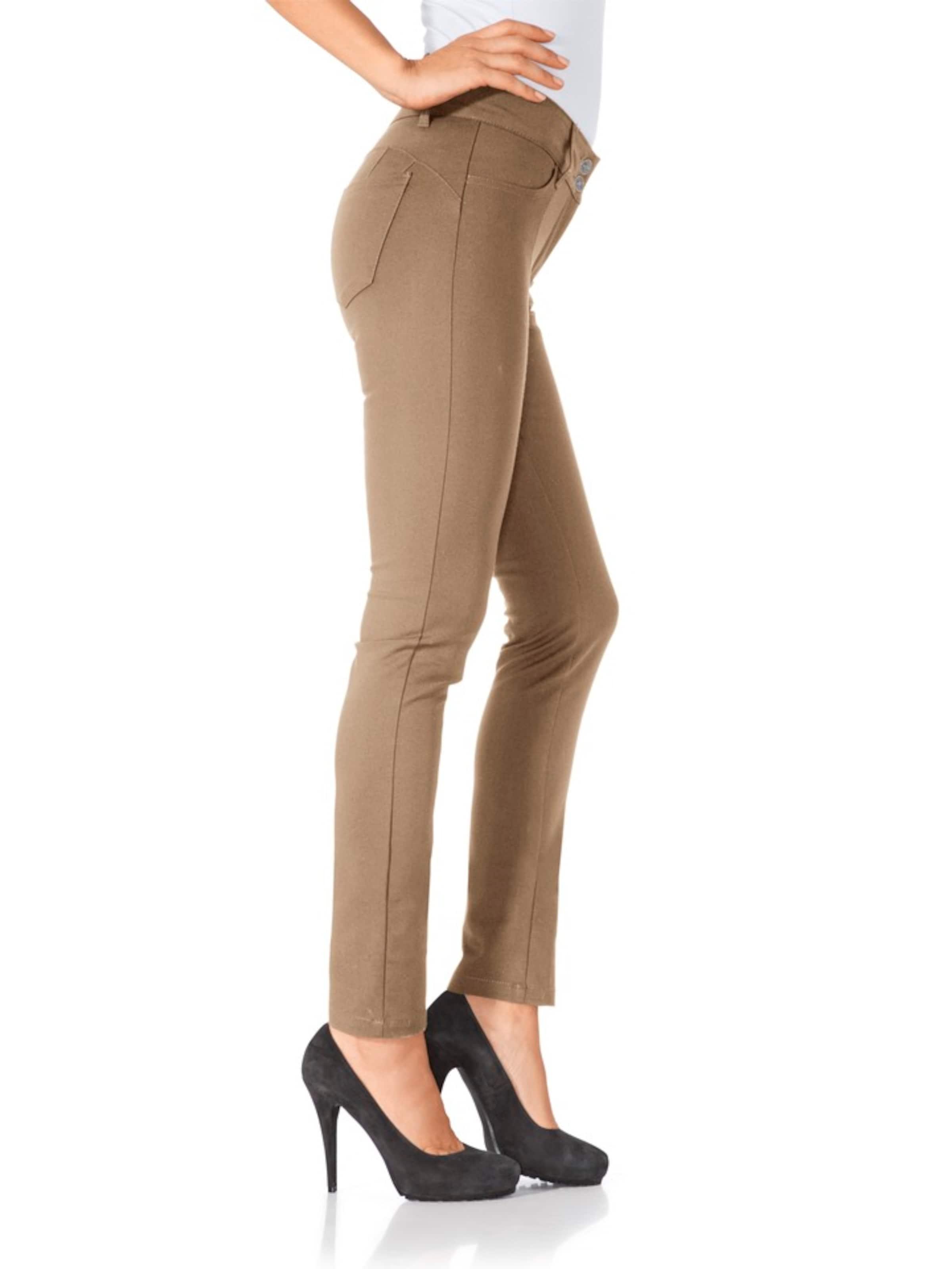 Online Günstig Online Spielraum Neue Ankunft Ashley Brooke by heine Bodyform-Stretchhose Günstig Kaufen Zuverlässig Rabatt Ausgezeichnet FeCQIDEd