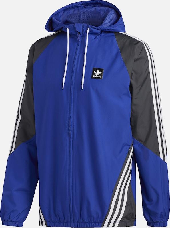weiß Kleidung neue Mode schwarz blau in 'Insley' Jacke