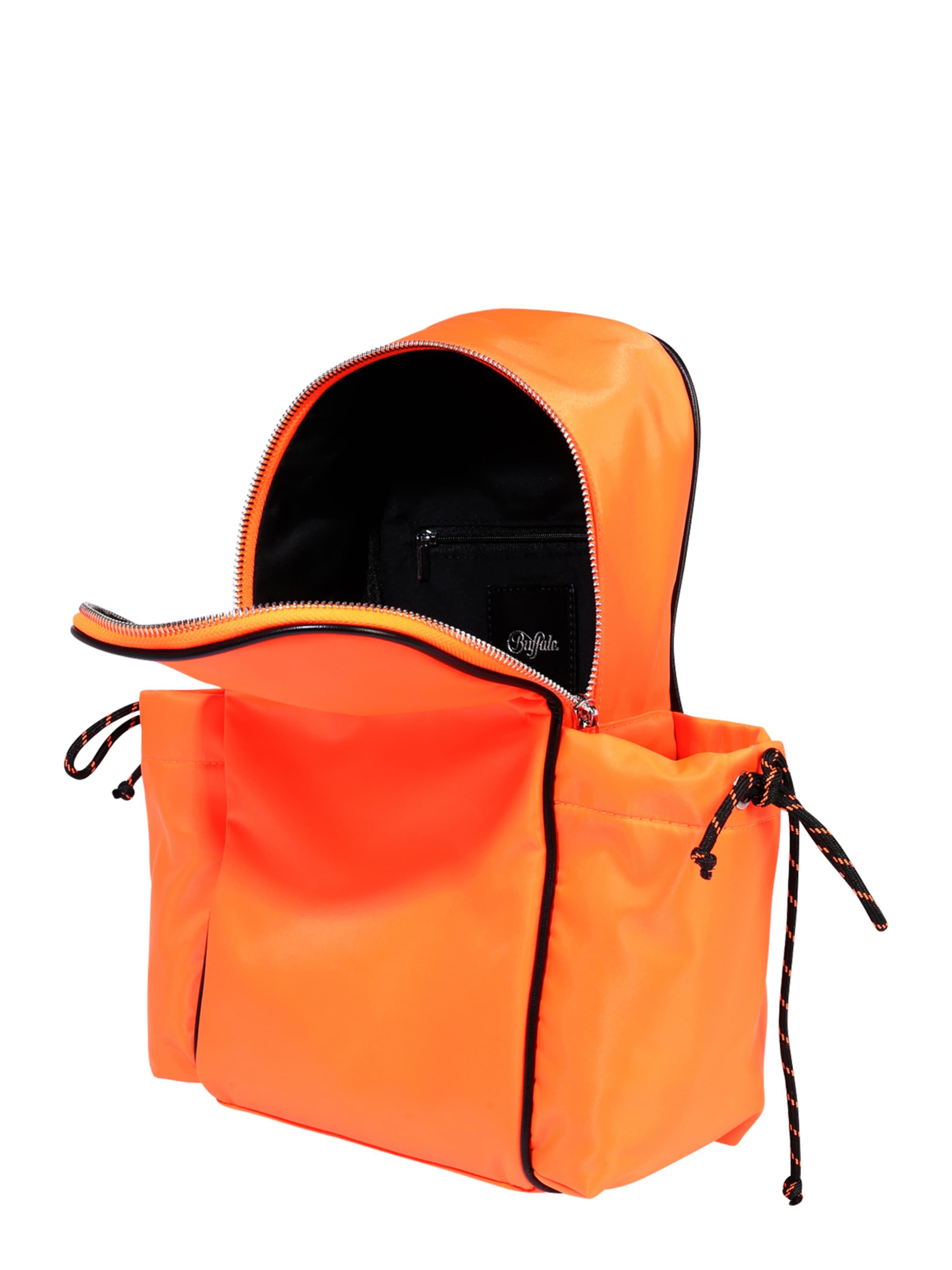BUFFALO Hátizsák 'KENSIE' narancs színben